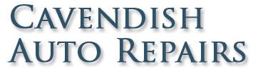 CAVENDISH AUTO REPAIRS Logo