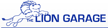 Lion Garage - LE11 5GU Logo