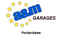 A AND M GARAGES LTD Logo