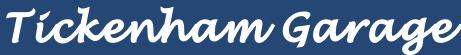 Tickenham Garage Logo