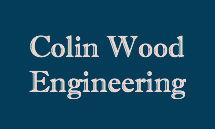 Colin Wood Engineering Logo