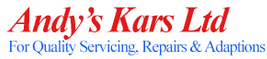 Andy's Kars Ltd Logo