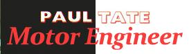 Paul Tate Motor Eng Logo