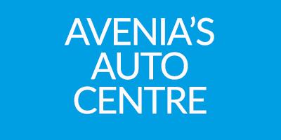 Avenia's Auto Centre Logo