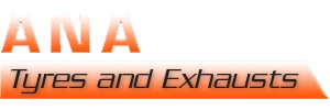 A N A  TYRES & EXHAUSTS LIMITED Logo