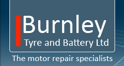 Burnley Tyre and Battery Ltd Logo