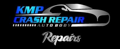 KMP Crash Repairs and Servicing Logo