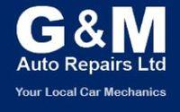 G & M AUTO REPAIRS LTD Logo