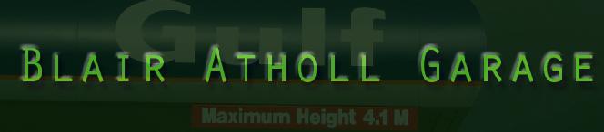 Blair Atholl Garage Logo