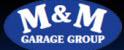 M & M Garage Logo