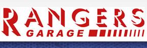 Rangers Garage - Salisbury Logo