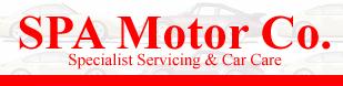 S P A Motor Co Logo