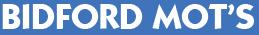 BIDFORD GARAGE AND GARDEN SERVICES LIMITED Logo