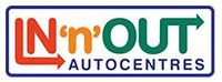 In n Out Auto Centres - Reading Logo