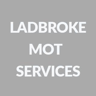 LADBROOKE MOT SERVICES LIMITED Logo