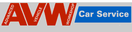 A V W Logo