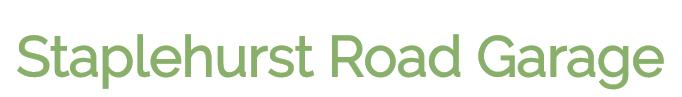 STAPLEHURST ROAD GARAGE Logo