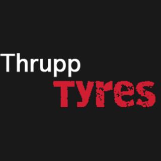 THRUPP TYRE COMPANY LIMITED Logo