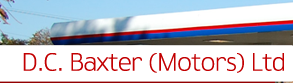 D C Baxter Motors Ltd Logo