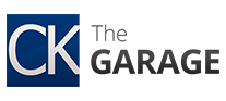 C K the Garage Logo