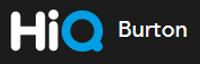 HiQ Tyres & Autocare Burton Logo
