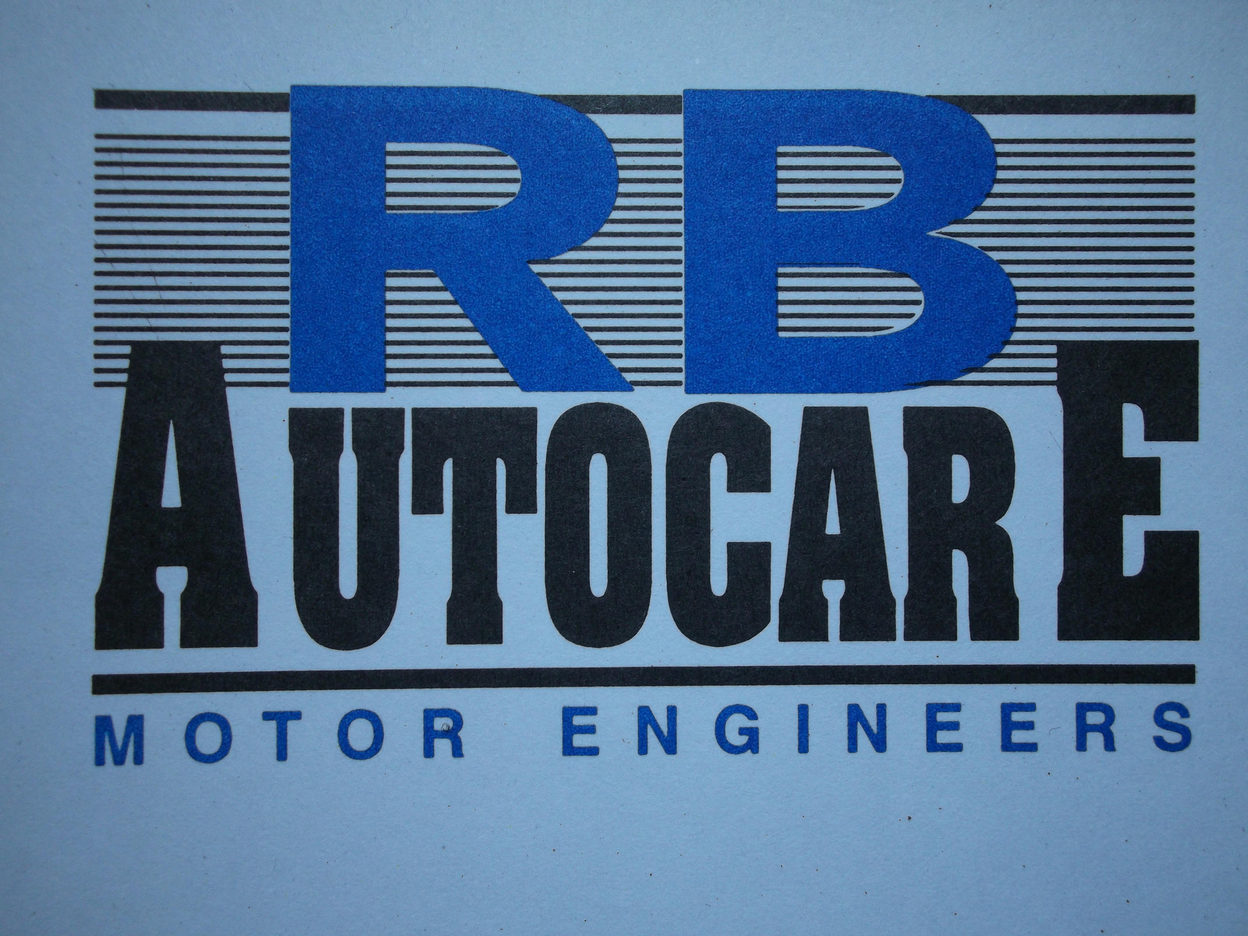 R B Autocare Ltd Logo