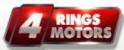 4 Rings Motors Logo