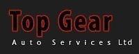 Top Gear Auto Services Logo