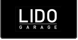 Lido Garage Logo
