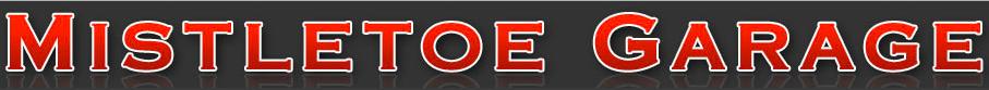 Mistletoe Garage Logo