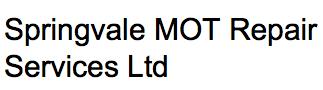 Springvale MOT and Repair Centre Logo