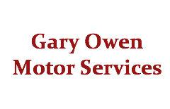 Gary Owen Motor Services Logo