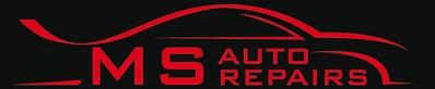 MS Auto Repairs Logo