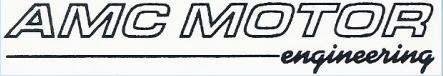 AMC Motor Engineering Logo