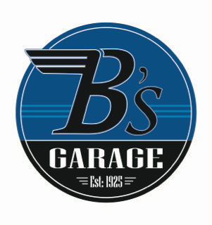 B's Garage Logo