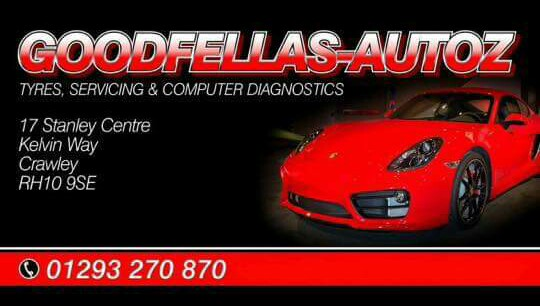 GOODFELLAS AUTOZ LTD Logo