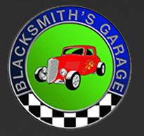 Blacksmiths Garage Logo