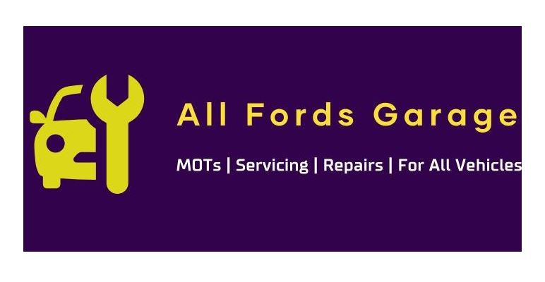 All Fords Ltd - Booking Tool Logo