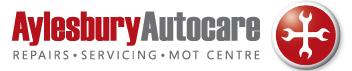 AYLESBURY AUTOCARE Logo