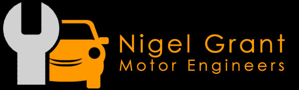 Nigel Grant Motor Engineers Logo