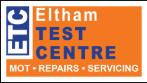Eltham Test Centre Logo