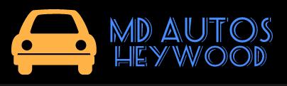 M.D.Autos Logo
