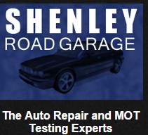 Shenley Road Garage (Dartford) Ltd Logo