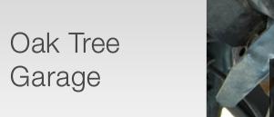 Oak Tree Garage Logo