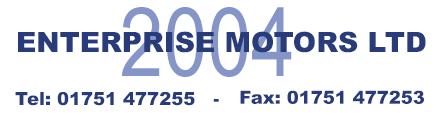 ENTERPRISE MOTORS 2004 LTD Logo