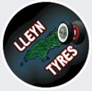 Lleyn Tyres Logo