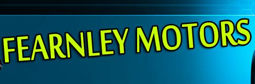 Fearnley Motors Logo