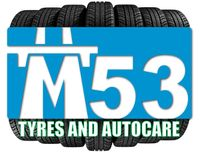 M53 Tyres and Autocare Logo