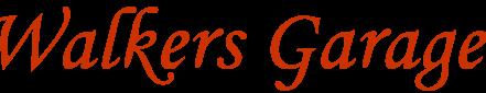 Walkers Garage (Sale) Ltd Logo