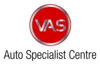 VAS Auto Specialist Centre Logo